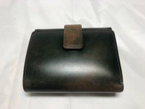 [コードバン]財布の全体染め直し