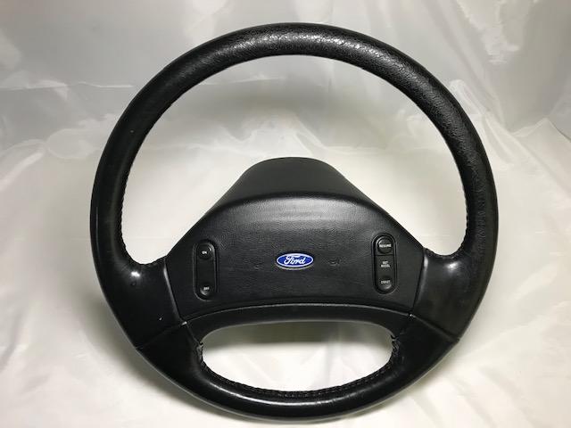 [車のハンドル]  FORD BRONCO フォードブロンコのハンドル補修