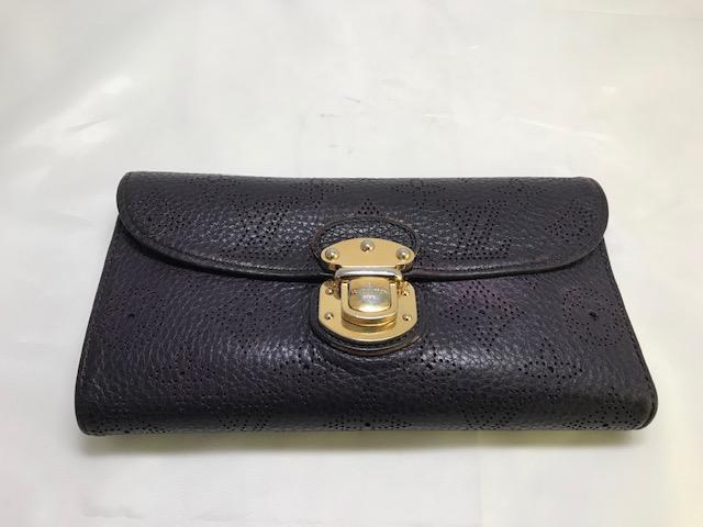 [Louis Vuitton]  三つ折り財布の修理