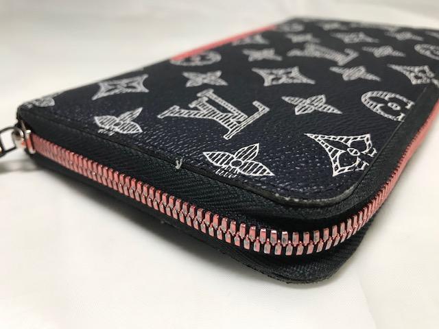 [Louis Vuitton]  ラウンド財布の修理
